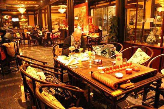 Chengdu Shuyuan : Завтрак в отеле