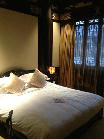Chengdu Shuyuan: Спальня
