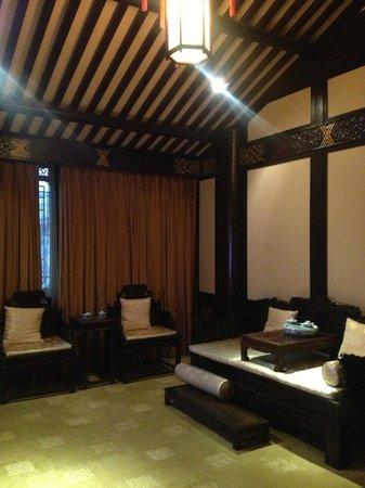 Chengdu Shuyuan: Сьют