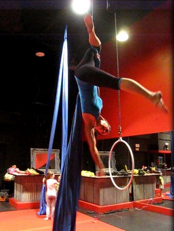 AntiGravity Orlando: Silk class