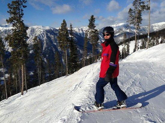 Panorama Mountain Resort : Beautiful views