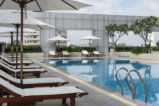 Swimming Pool Picture Of Hotel Nikko Saigon Ho Chi Minh City Tripadvisor