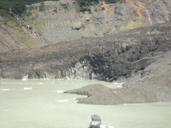 Cerro Tronador : Ventisquero Negro