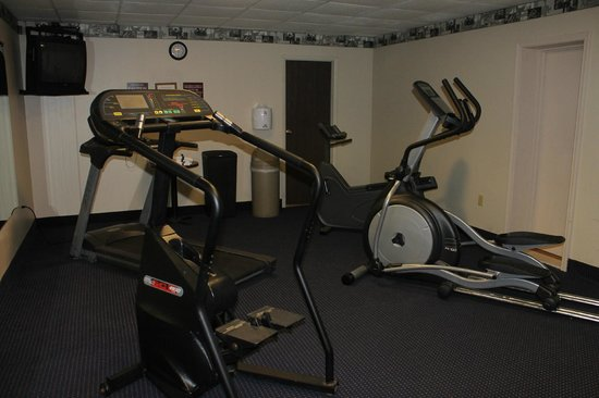 Quality Inn & Conference Center : Fitness Room