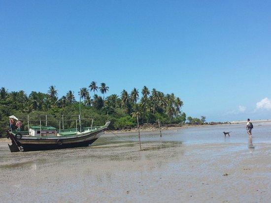 Morere: Praia de Moreré