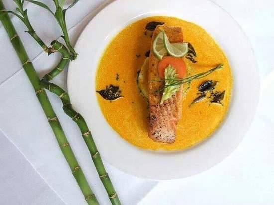 Teza: Malaber salmon