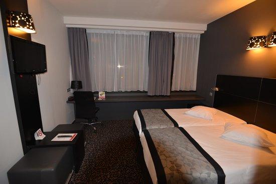 Ramada Brussels Woluwe: 部屋