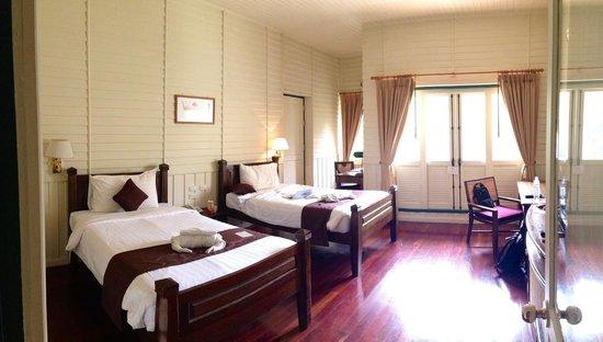 Buddy Oriental Riverside Pakkred: Twin Room