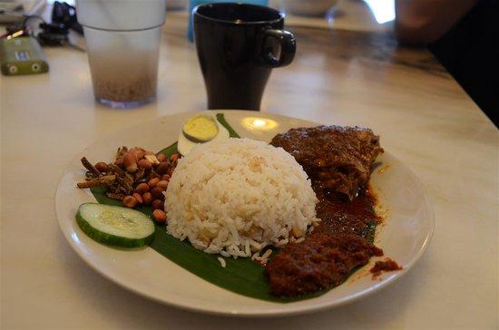 Uncle Chow Kopitiam : Nasi Lemak