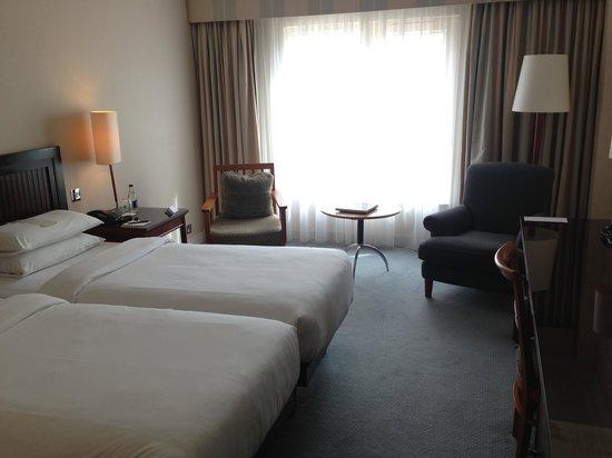 Herbert Park Hotel: Nice room