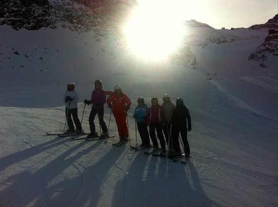 Swiss Ski School Saas Fee