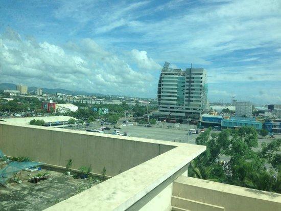 Radisson Blu Cebu : 眺望