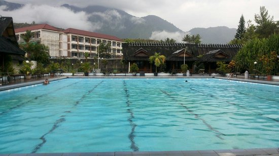 Cipanas Garut Hot Springs
