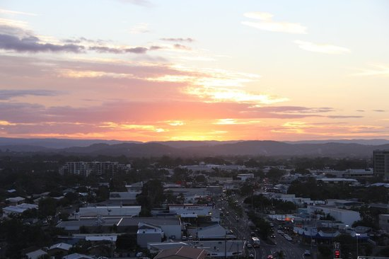 The Sebel Maroochydore: Gorgeous view from Balcony