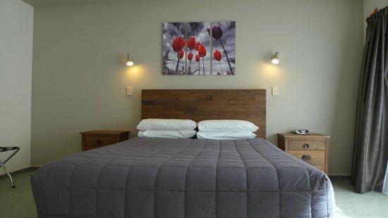 Rotorua Coachman Spa Motel: Executive One-bedroom