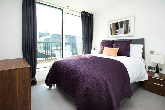 Oakwood Farringdon: Bedroom