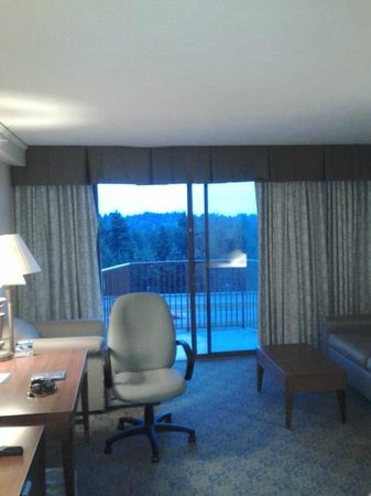 Baymont Inn and Suites Bremerton/Silverdale: Room 448