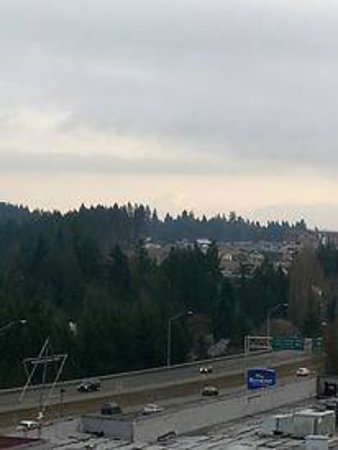 Baymont Inn & Suites Bremerton WA: Room 448 View