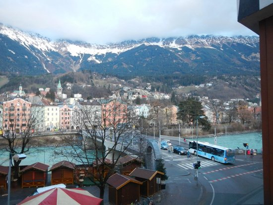 Hotel Innsbruck : a great way to start the day