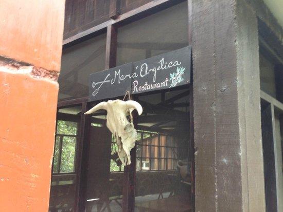 Los Jardines de Mandor: Restaurant