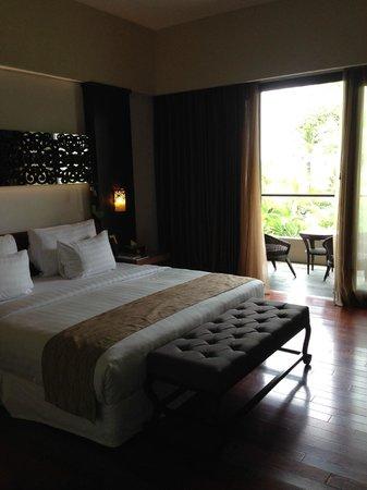 The Seminyak Beach Resort & Spa: Lovely room