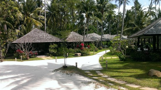 Nikki Beach Resort Koh Samui: Bungalows!