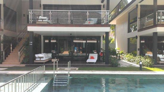 Nikki Beach Resort & Spa: Rooms!
