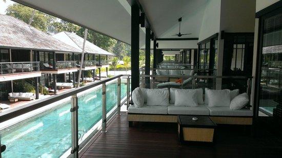 Nikki Beach Resort Koh Samui: Balcony!