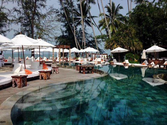 Nikki Beach Resort Koh Samui: Yes.