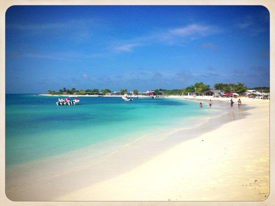 Praia Crasky: Un paraíso