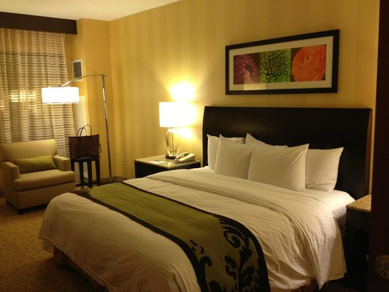 DoubleTree by Hilton Hotel Santa Ana - Orange County Airport: King Room Bed