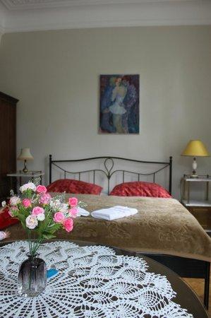 Villa Liberty : комната