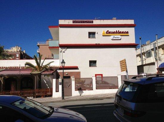 Apartamentos Casablanca Suites: Апартаменты