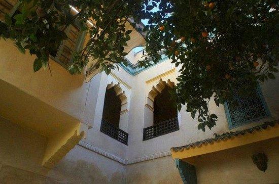 Dar Marhaba : Внутренний двор