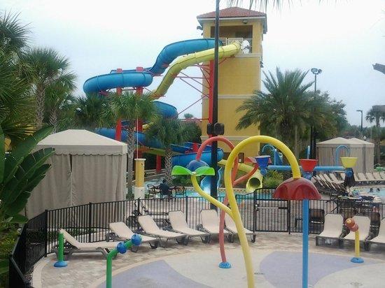 Fantasy World Club Villas: water fun