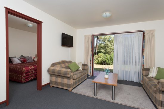 Greens Motel Nelson: Two bedroom