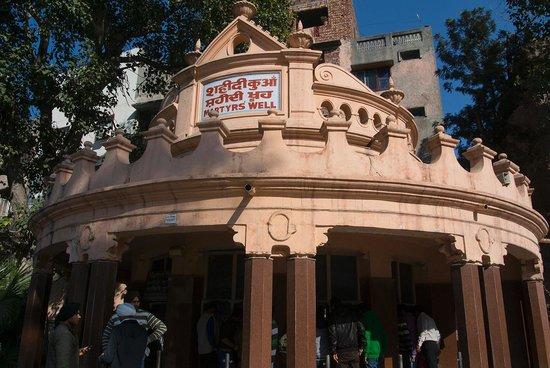 Jallianwala Bagh: Martyr's well