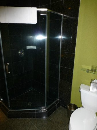 7 Springs Inn & Suites: Bathroom