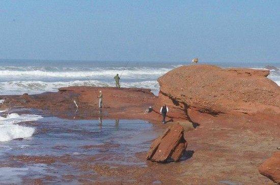 Legzira Beach : Вид