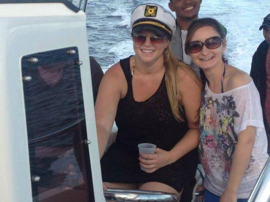 Amigos Del Mar Dive Shop: On the Boat