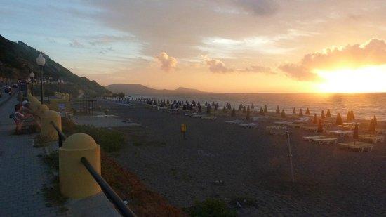Hotel Rhodos Horizon Resort: Вид из отеля просто великолепный!!!!