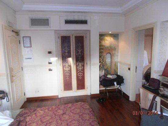 Hotel Villa San Pio: Inside the room