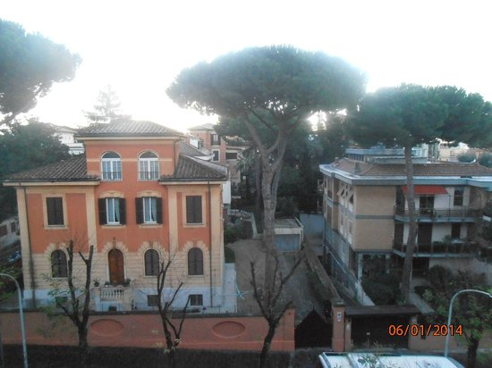 Hotel Villa San Pio : View from our room