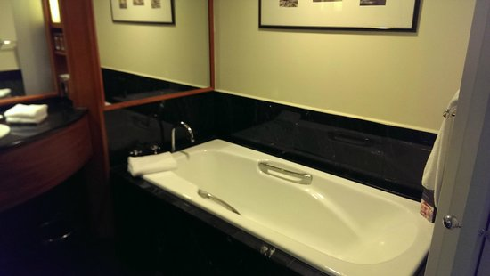 Sheraton on the Park, Sydney: Tub