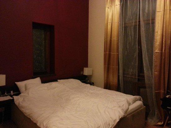 The Art House: Спальня
