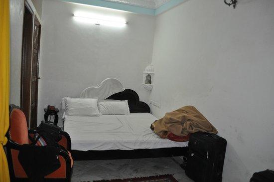 Shree Jagdish Mahal Heritage Hotel (Nagarseti Ri Haveli): Room