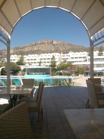 Sunshine Crete Village : lovely view