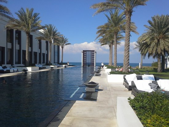 The Chedi Muscat – a GHM hotel: paradice