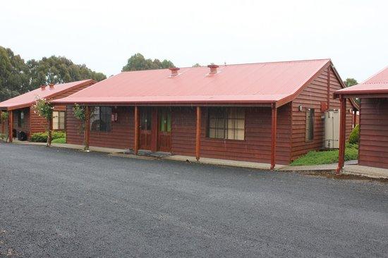 Tall Timbers Tasmania : Your cabin