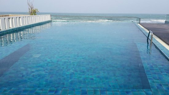 The Rock Hua Hin Resort: Pool Area